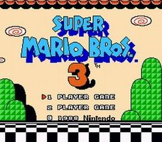 Trucos de Super Mario 3