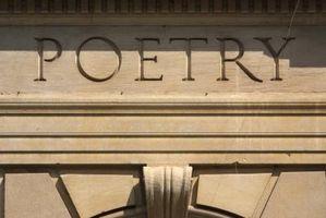 Una breve descripción del propósito de la poesía