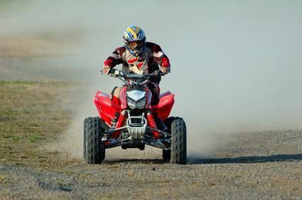 ATV rutas en California