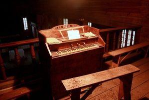 Cómo eliminar AO 28 de un órgano Hammond