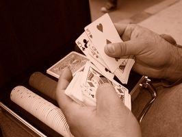 Reglas básicas del juego de tarjeta 25