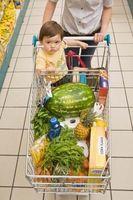 Cómo alimentar a un niño de 18 meses