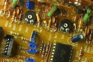 Cómo construir un amplificador de 1200 a 2200 Hz