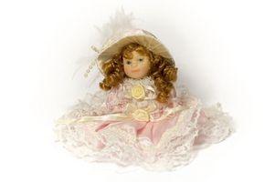 Historia muñecas de biscuit alemán antiguo