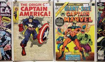 Los mejores ilustradores de Comic