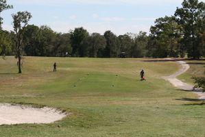 Cómo hacer un mapa topográfico del campo de golf