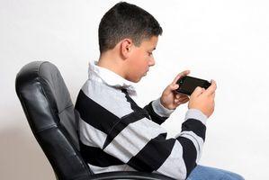 Cómo cambiar los colores de los iconos en una pantalla PSP
