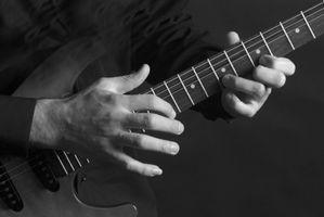 Cómo jugar armónicos