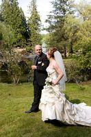 Protocolo de boda para el padre
