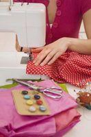 Cómo hacer tu propio traje de baño con un sujetador incorporado