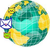 Forma de texto y correo electrónico en el DSi