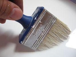 Cómo usar un removedor de pintura con papel de hornear