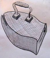 Cómo dibujar hierro