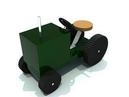 Cómo encontrar cuánto es un Tractor de juguete vale la pena