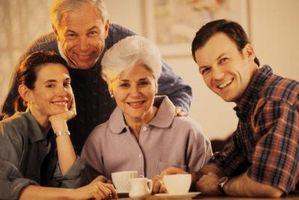 Cómo lidiar con los suegros prepotentes