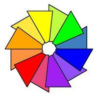 Cómo pintar una Swatch de la rueda