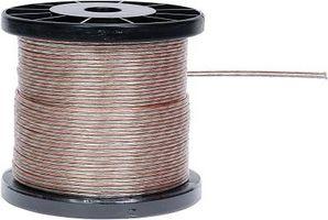 Especificaciones de calibre de alambre trenzado