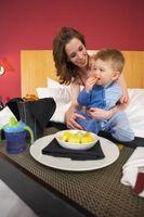 Alimentos para un niño de siete meses