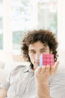 Cómo Rotar se centra en el cubo de Rubik