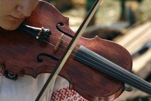 Cómo elegir una hombrera para violín
