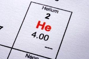 ¿Cómo se extrae el helio?