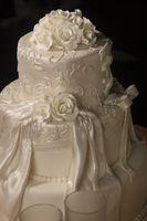 Ideas para pastel de boda al aire libre