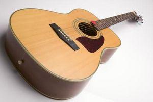 Las mejores guitarras acústicas para principiantes