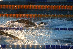 ¿Por qué afeita nadadores?