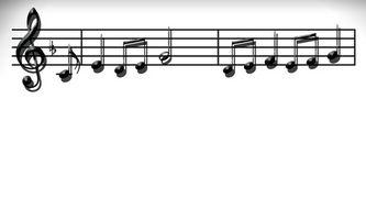 Cómo contar barras en una canción