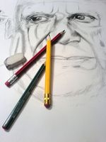 Instrucciones para dibujar el rostro humano