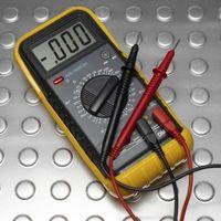 Como medir diodos de soldadora Miller
