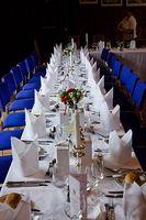 Ideas sobre la planificación de una recepción de boda