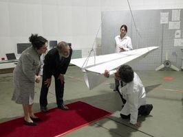 Las condiciones de mejor y peor de vuelo para aviones de papel