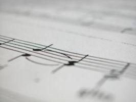 Cómo encontrar la clave de una progresión de acordes