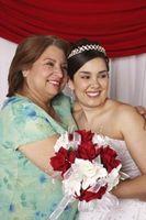 Regalo para madre de la novia de la boda