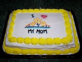 Cómo planear un evento de día de la madre en un salón de banquetes