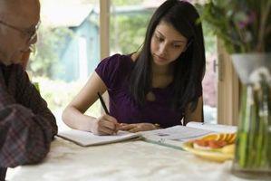 Cómo ayudar a sus Highschooler obtener mejores calificaciones