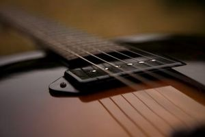 Instalación de un pastilla Humbucker guitarra