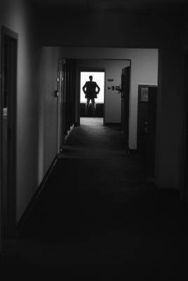 Cómo hacer mis fotos mira Scary