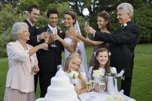 Juegos para jugar en una recepción de recién casado