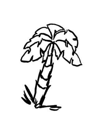 Cómo pintar un árbol para buscar Real - Usroasterie.com
