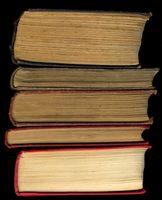 Cómo catalogar un libro raro