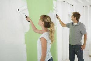 Cómo pintar las paredes como un profesional