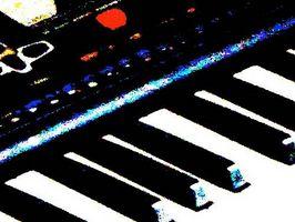 Tutorial de teclado electrónico