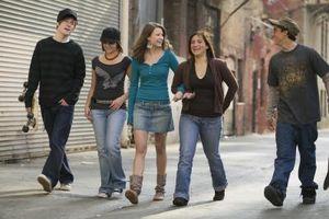 Razonando con los adolescentes que perder el tiempo