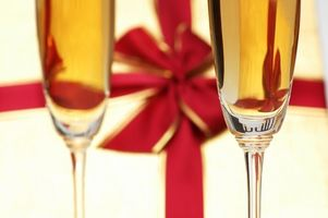 Regalos de vino DIY para la novia