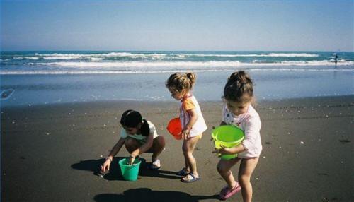Ideas de juegos al aire libre de los niños