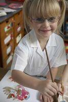Juegos de creatividad para niños en edad preescolar