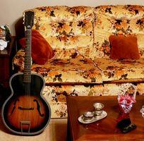 Cómo identificar Vintage Gibson guitarras acústicas