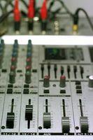Datos de producción de música